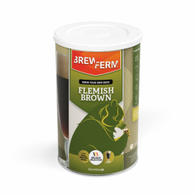 Brewferm kit de bière Flemish Brown