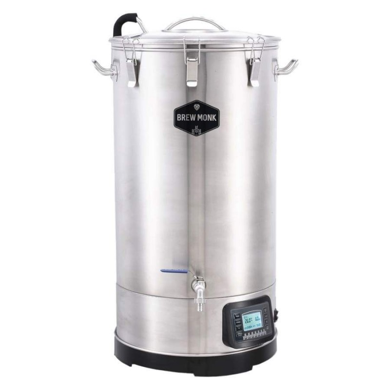 Brew Monk™ Titan - All-in-one brewing system