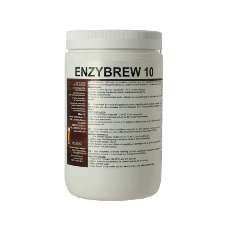 Enzybrew 10 cleaning agent