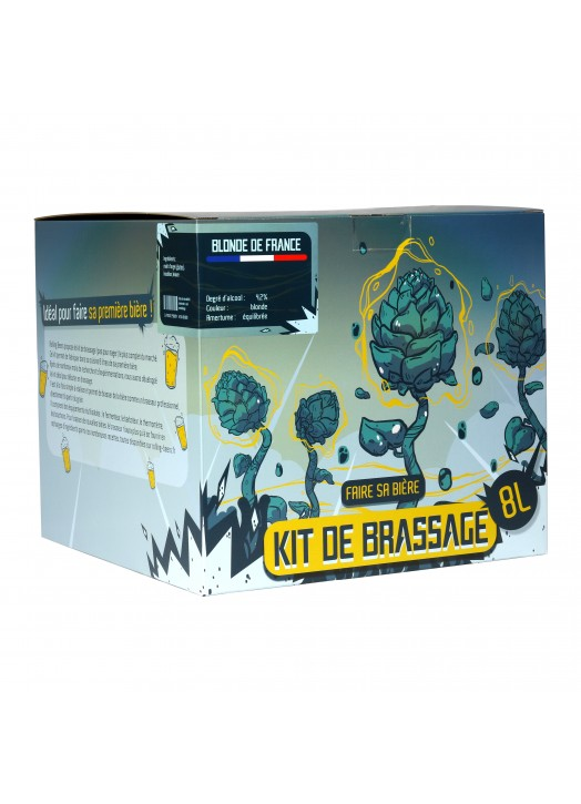 Kits Rolling Beers 8L